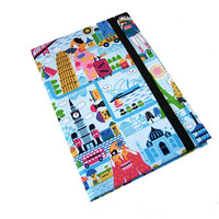 iPad Case Air 2 3 4 Mini Japanese Girl Kawaii Case iPad Cover, iPad Sleeve, i Pad stand up Leather closure