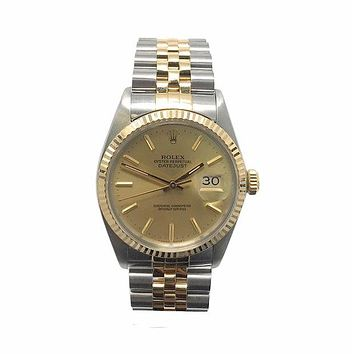 Rolex Datejust Swiss men's fashion automatic men's watch F