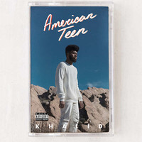 Khalid - American Teen Limited Cassette Tape | Urban Outfitters