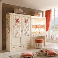 Sectional wardrobe for kids bedrooms Passepartout Collection by Caroti