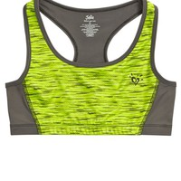 SPACE DYE SPORTS BRA | GIRLS NOW TRENDING {PARENT_CATEGORY} | SHOP JUSTICE
