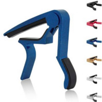 Single-Hand Acoustic Guitar Capo
