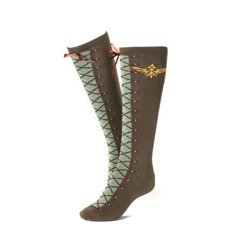 The Legend of Zelda Knee High Socks