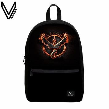 Japanese Anime Bag VEEVANV 3D print  Pokemon, go backpacking, men and women leisure pack, Pocket Monster, Gengar backpack fans, the best gift AT_59_4
