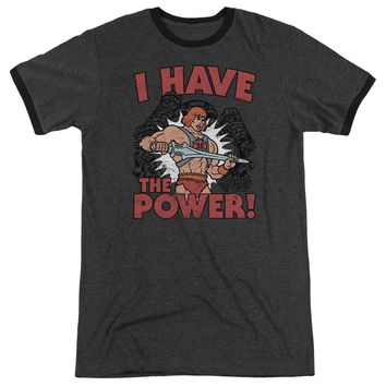 Masters Of The Universe - I Have The Power Adult Heather