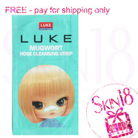 Freebies - Luke Mugwort Nose Cleansing Strip