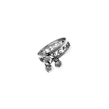 Belle Nouveau Tiffany Sterling Silver Ring