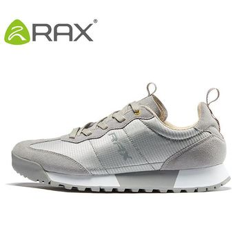 Rax Men Women Running Shoes Outdoor Sports Shoes Men Athletic Shoes Breathable Sneaker