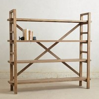 Toscana Bookcase by Anthropologie Neutral One Size House & Home