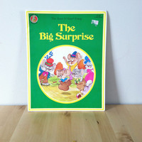 The Big Surprise {1985} Vintage Book