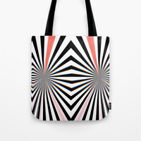 Hypno Tote Bag by duckyb