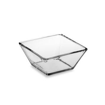 Libbey® Tempo 5 1/2-Inch Square Glass Bowl