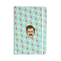 "Juan Paolo ""Give Me All Of The Bacon And Eggs"" Parks & Recreation Everything Notebook"