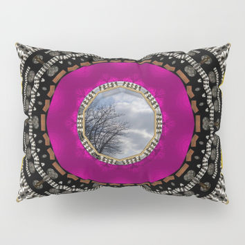 let  me watch  this Pillow Sham by Pepita Selles