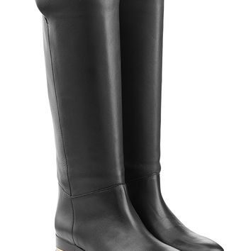 Burberry Shoes & Accessories - Leather Knee Boots