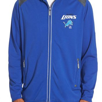 Men's Tommy Bahama 'Goal Line - Detroit Lions' NFL Full Zip Jacket,