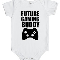 Future Gaming Buddy Infant One Piece