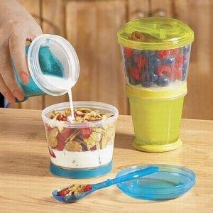 EZ-Freeze Cereal on the Go (Colors May Vary)