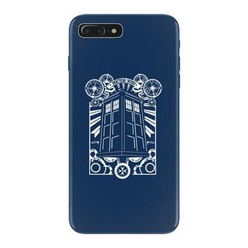 tardis gallifreyan tee iPhone 7 Plus Case