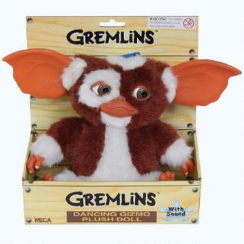 Gremlins Gizmo Musical Dancing Plush |