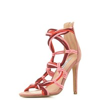 Strappy Rope Dress Sandals