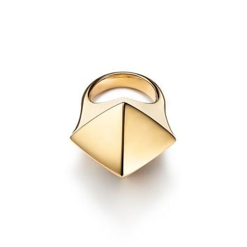 Tiffany & Co. - Out of Retirement®:Pyramid Ring