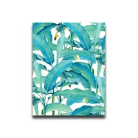 Banana Forest Canvas