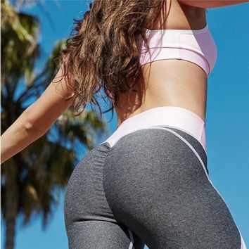 ACTIVEWEAR HEART SHAPED  LEGGINGS - Limited Edition