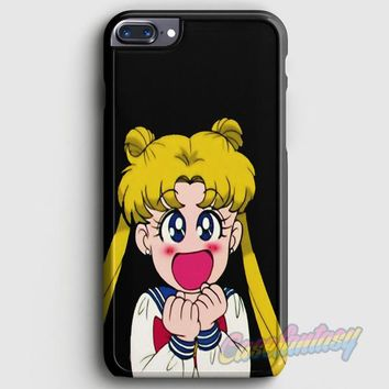 Sailor Moon Sticker iPhone 7 Plus Case