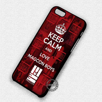 Keep Calm With Date - iPhone 7 Plus 6 SE Cases & Covers