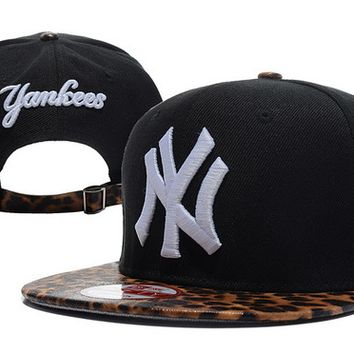 New York Yankees New Era MLB 9FIFTY Cap Black-Camouflage