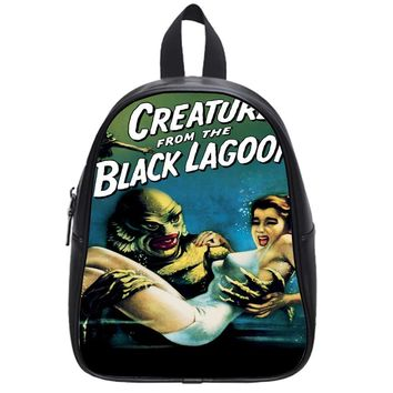 Creature From Black Lagoon School Backpack Large