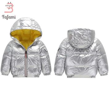 Baby Winter Thick Jumpsuit Snowsuit Baby Down Puffer Coat Max Waterproof Lightweight Puffer Jacket Warm Baby Clothes Outfits