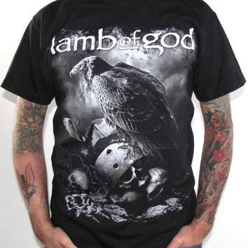 Lamb Of God T-Shirt - Vulture