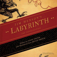 Labyrinth: The Novelization