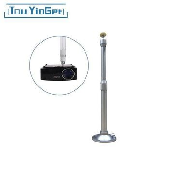 ac NOOW2 90 Degree Adjustable projector accessories High Quality Hanger ceiling wall mount with height adjustable 28-45cm /10cm fixed