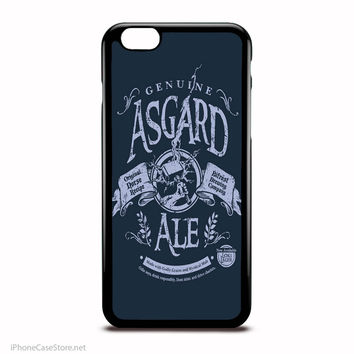 Genuine Asgard ALE Marvel Comics Characters Case For Iphone Case