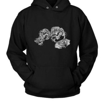 DCCKL83 Carl And Ellie Anniversary Up Movie Hoodie Two Sided