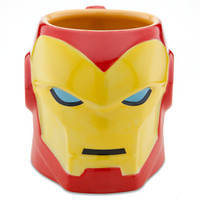 Sculptured Iron Man Mug | Marvel |