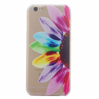 Hollow Out Rainbow Feather Case Cover for iphone 5s 6 6s Plus + Gift Box 41