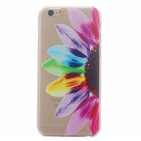 Sunflower Case Ultrathin Cover for iPhone 5se 5s 6s Plus Gift 41