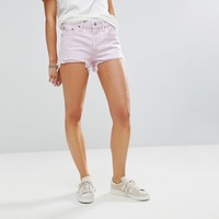 Levi's 501 Short with Raw Hem at asos.com