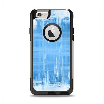 The Water Color Ice Window Apple iPhone 6 Otterbox Commuter Case Skin Set
