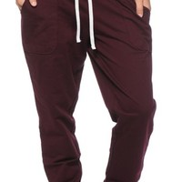 Aperture Honey Blackberry Jogger Pants