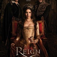 reign poster Metal Sign Wall Art 8in x 12in