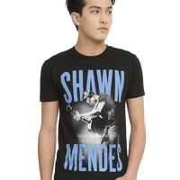 Shawn Mendes Live Guitar Girls T-Shirt
