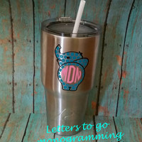 Personalized ozark 30 oz tumbler, stainless steel tumbler
