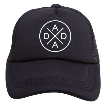 Dada X Trucker Hat (Adult) by Tiny Trucker Co.