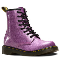 DR MARTENS YOUTH 1460 GLITTER