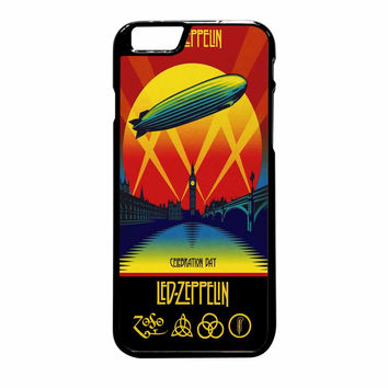 Led Zeppelin Poster iPhone 6 Plus Case